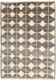 Moroccan Berber - Afghanistan Matta 163X245 Äkta Modern Handknuten Mörkgrå/Ljusgrå/Beige (Ull, Afghanistan)