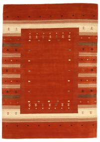 Loribaf Loom Matta 165X235 Äkta Modern Handknuten Roströd/Röd (Ull, Indien)