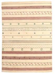 Loribaf Loom Matta 167X238 Äkta Modern Handknuten Beige (Ull, Indien)